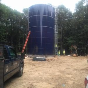 Sorber Tank Project