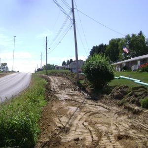 Horn Road, Paint Township Sanitary